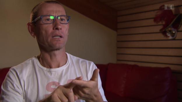 Video «Jakob Bieri spricht mit den Händen» abspielen