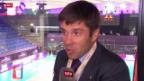 Video «Volleyball: Stav Jacobi - der starke Mann hinter Volero Zürich» abspielen