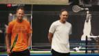 Video «Paul Annacone, der neue Mann in Wawrinkas Team» abspielen