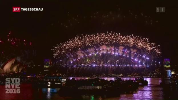 Video «Das neue Jahr hat begonnen» abspielen