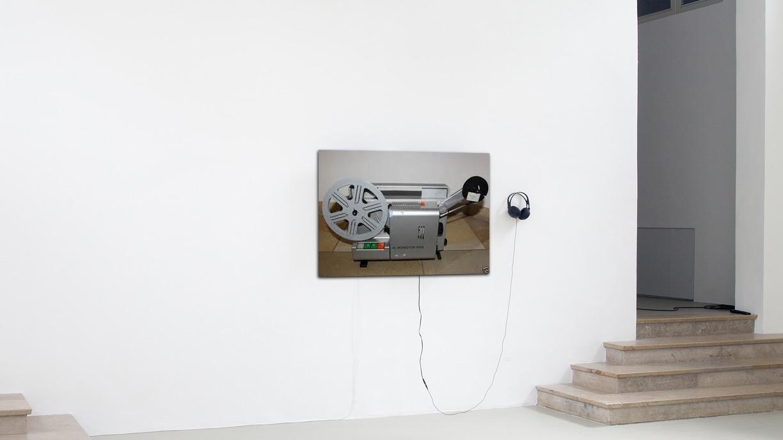 Der Super-8-Projektor
