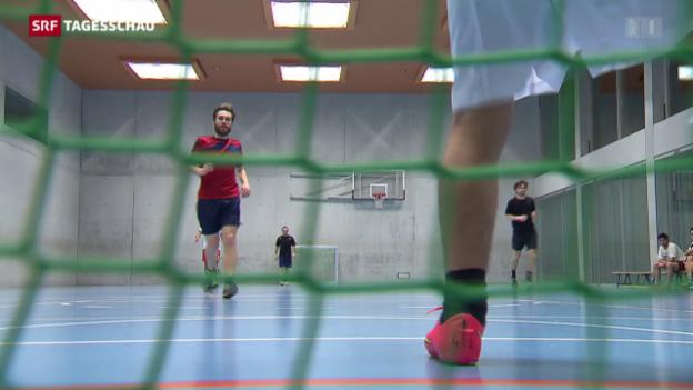 Video «Jeder spricht die Fussball-Sprache» abspielen