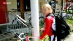 Video «Eisschnelllauf: Porträt Kaitlyn McGregor» abspielen