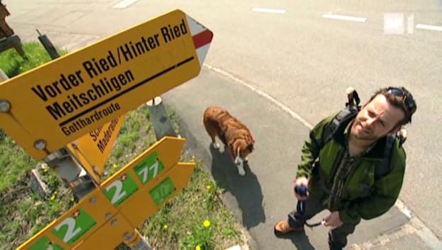 Video «7. Etappe «SF bi de Lüt – Über Stock und Stein»» abspielen