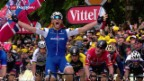 Video «2. Etappe der Tour de France» abspielen
