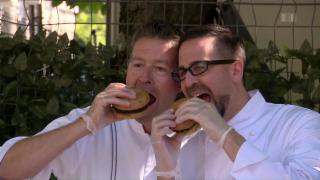 Video «Kulinarisch: US-Vegan-Star Tal Ronnen kocht in Zürich » abspielen