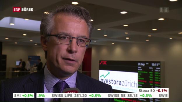 Video «SRF Börse vom 20.09.2016» abspielen