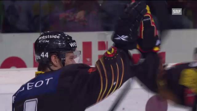 Eishockey: Tor Danielsson