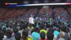 Video «Macron auf Stimmenfang» abspielen