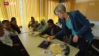 Video «Beispielhafte Freiwilligenarbeit für Migranten in Epalinges» abspielen