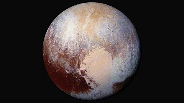 Vor 90 Jahren: Pluto wird entdeckt