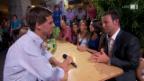 Video «Nicolas Senn zu Gast bei Nik Hartmann» abspielen