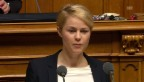 Video «Rickli fürchtet den Status quo beim Service public» abspielen