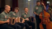 Video «Musikalische Gäste: «Schabernack»» abspielen