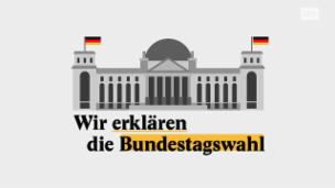 Video «Explainer: Bundestagswahl 2017» abspielen