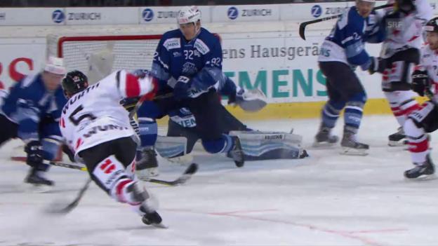 Video «Minsk - Team Canada: Die Tore» abspielen