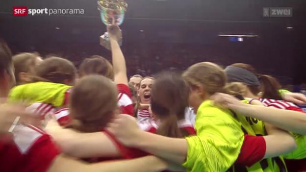 Video «Unihockey: WM, Spiel um Platz 3» abspielen