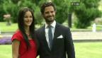 Video «Wann heiratet Prinz Carl Philip?» abspielen