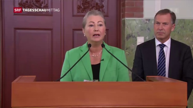 Video «Juan Manuel Santos erhält Friedensnobelpreis» abspielen