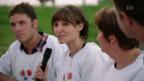 Video «Gespräch mit Familie Schmidig» abspielen