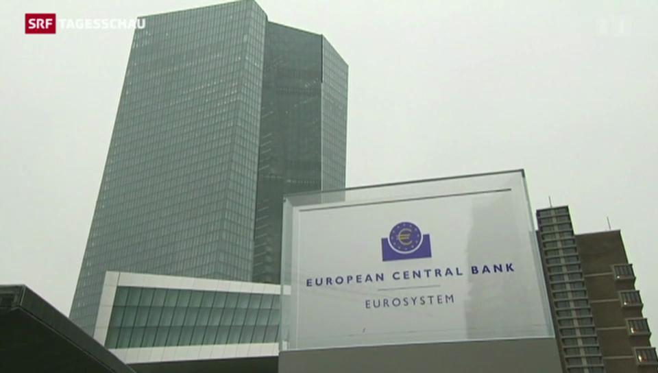 Euro-Wechselkurse unter Druck
