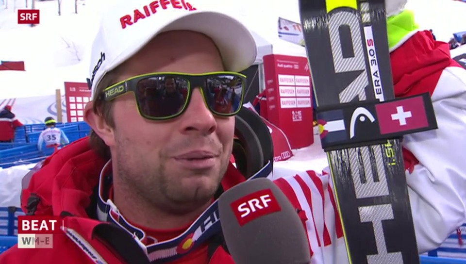 Ski alpin: WM-Abfahrt 2015 in Vail