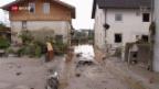 Video «Unwetter in Deutschland: Kleine Bäche und ihre Tücken» abspielen