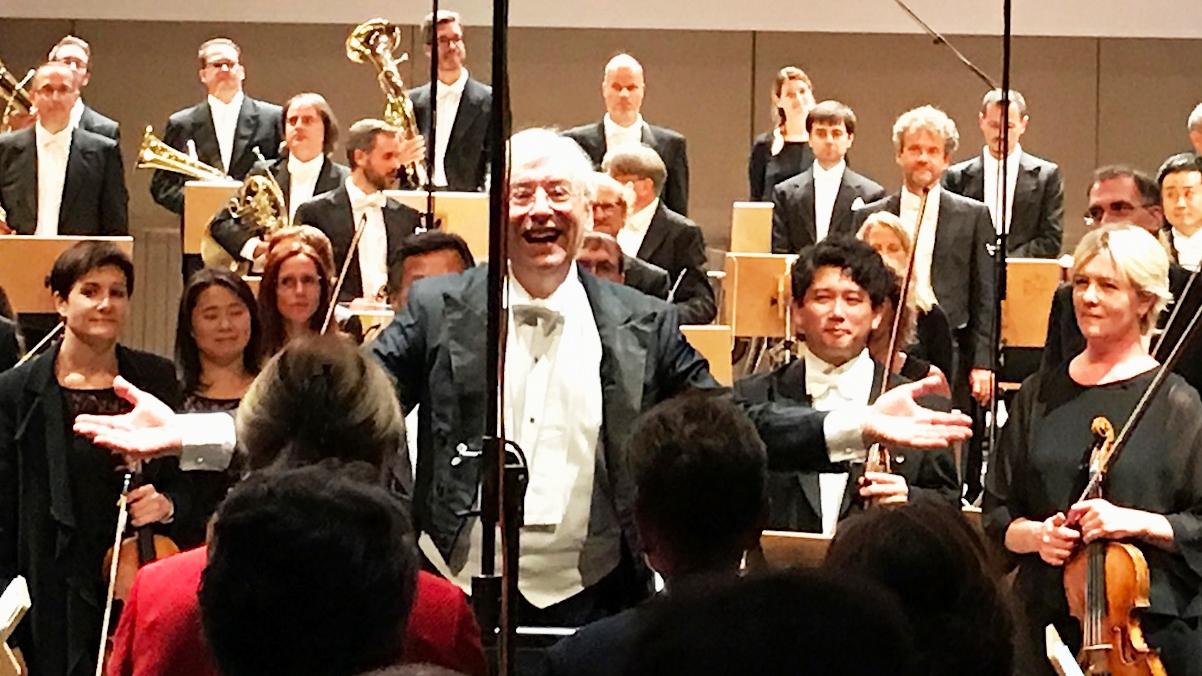 Gabriela Kaegi über das Berner Sinfonieorchester