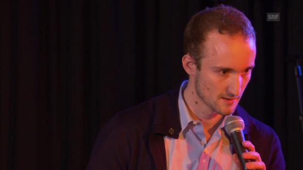 Video «Matthias Uffer: «Pangaea Pangaea»» abspielen