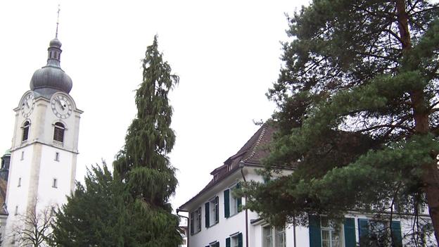 Glockengeläut der Kirche St. Nikolaus