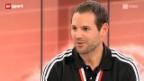 Video «Hofbauer über Nati-Trainer Nykky» abspielen