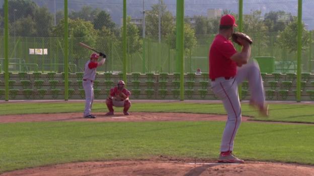 Video «Die wichtigsten Positionen im Baseball» abspielen
