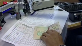 Video «Rätsel um Flugzeug der Malaysian-Airlines» abspielen