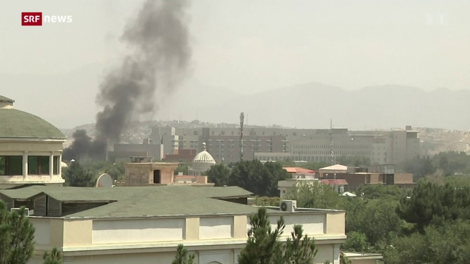 Taliban èn avant Kabul
