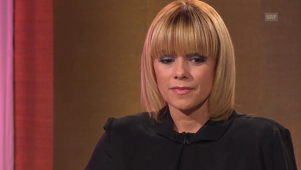 Francine Jordi über Kritik an der Stadlshow