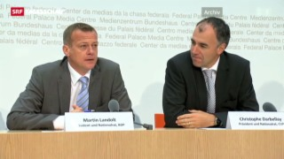 Video «Paartanz der CVP und BDP» abspielen