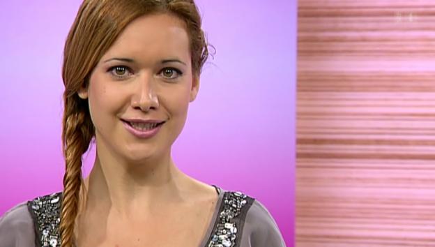 Video «glanz und gloria vom 18.09.2013» abspielen