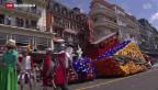 Video «Narzissenfest zurück am Genfersee» abspielen