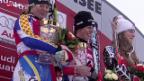 Video «Ski: Die Meilensteine in der Karriere von Dominique Gisin» abspielen