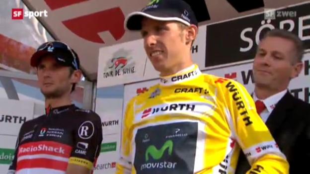 Video «Tour de Suisse: Schlussetappe» abspielen