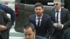 Video «Messi muss nicht ins Gefängnis» abspielen