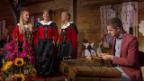 Video «Jodelterzett Engiadina & Nicolas Senn» abspielen