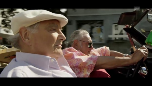 Video ««Usfahrt Oerlike» (offizieller Trailer)» abspielen
