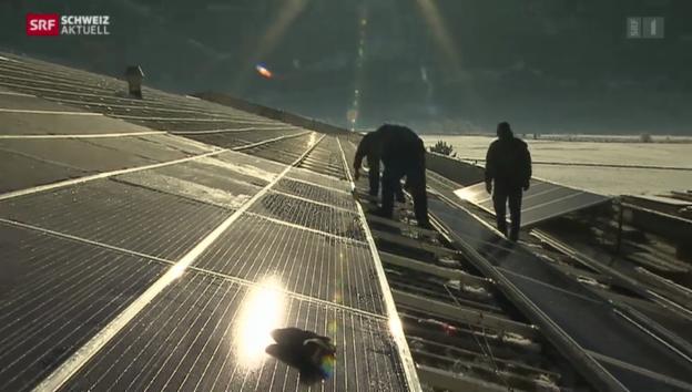 Video «Schweiz aktuell vom 18.12.2013» abspielen