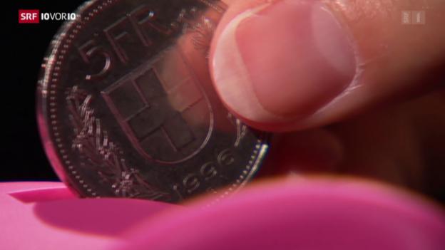Video «Die vergessenen Pensionskassengelder» abspielen