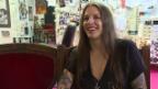 Video «Bettina Bestgen: «Virus»-Lady übernimmt «G&G»» abspielen