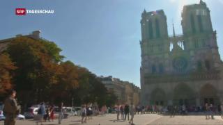Video «Touristen-Ansturm auf Paris» abspielen