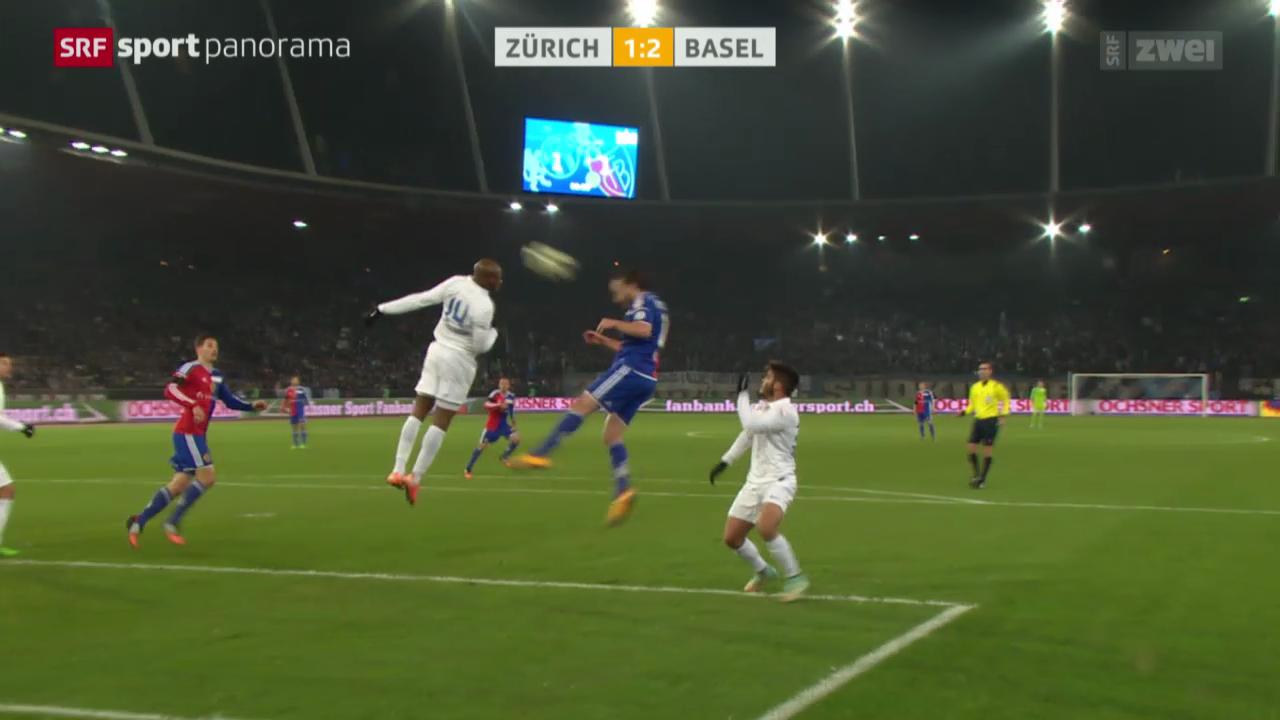 Fussball: FCZ - Basel