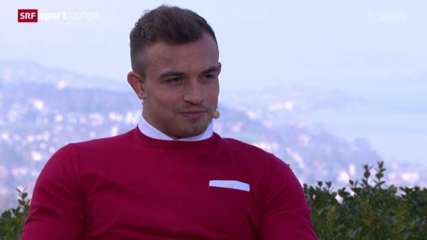 Video «Xherdan Shaqiri – Bayern – Mailand – Estland» abspielen