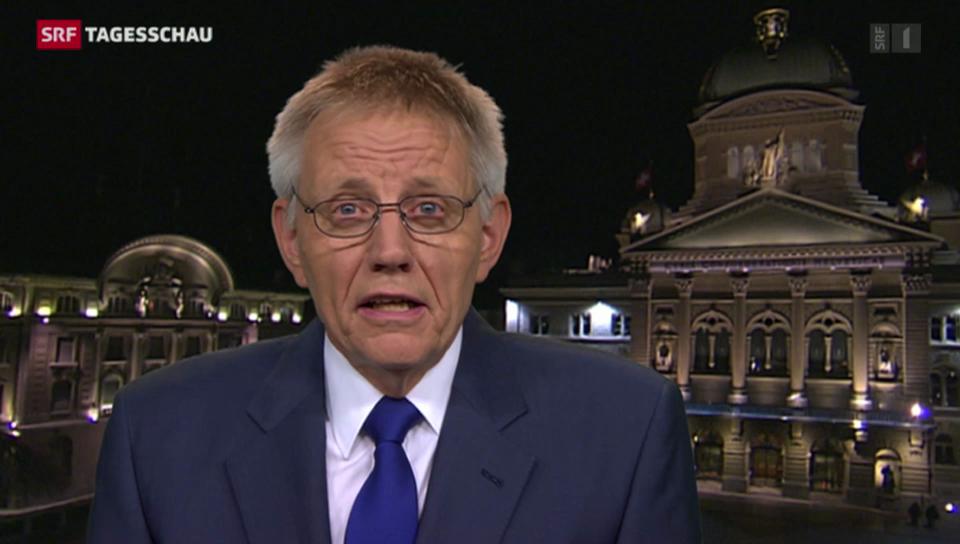 Einschätzungen von Bundeshaus-Korrespondent Hanspeter Trütsch.